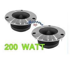 COPPIA TWEETER SPL 200 WATT 4 ohm 101dB > NO IPNOSIS TW