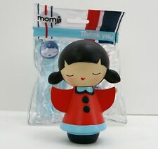 """2010 Momiji Message 3"""" Doll Thank You Figurine Retired New Original Package HTF"""