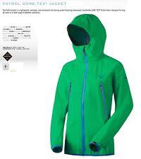 NEW Dynafit Patrol GTX Womens Large Green Gore-tex Shell Ski Jacket Msrp$400
