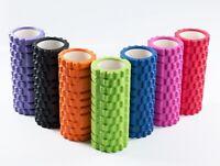 Massage Grid Trigger Point Foam Roller Yoga Pilates Gym Muscle Deep Tissue