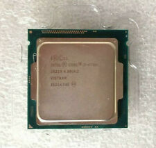 1 x Intel i7-4790K 4GHz Quad Core Processor SR2019 - Tested, never overclocked
