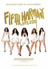 FIFTH HARMONY New Sealed 2017 LIMITLESS BIOGRAPHY & INTERVIEWS DVD