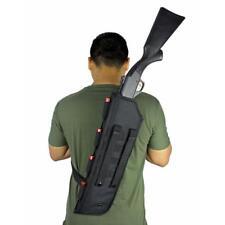 """Tactical 19"""" Shotgun Scabbard Bag Molle Rifle Shoulder Sling Case Padded Holster"""