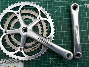 Campagnolo Record Triple Chainset
