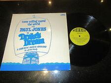 "PAUL JONES ""DRAKE'S DREAM"" ORIG 1977 PRESIDENT LP EX / EX (FRANCIS)"