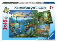 49 st puzzel: Dinosauriërs (Dinosaurussen) (Ravensburger 093175)