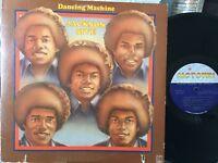 JACKSON FIVE ~ DANCING MACHINE ~ 1974 1ST PRESS ~ LP=EX | Cover=VG+
