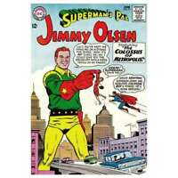 Superman's Pal Jimmy Olsen (1954 series) #77 in VG condition. DC comics [*9i]