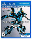 ZONE OF THE ENDERS:2ND RUN PS4 GAME NEW