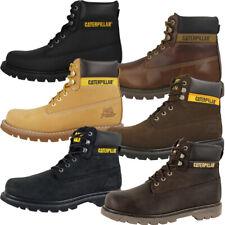 CAT Caterpillar Colorado 6 Inch Boots Herren Schuhe Leder Stiefel Stiefeletten