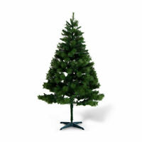 New 2020 1.82m (6ft) Kingston Pine Christmas Tree - Green For Home Decoration MF