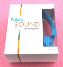 Isabella Padded Stereo Headphones FBL1000