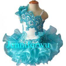 Jenniferwu Infant/toddler/kids/baby/children Girl's Pageant/prom Dress G171-2