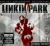 Linkin Park - Hybrid Theory (20th Anniversary Edition) - Deluxe - 2xDIGI CD NEU