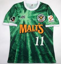 vintage soccer jersey 1993 Kawasaki Verdy short sleeve home jersey Emperor's Cup