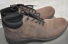 Ecco Hayes Men's Chukka Ankle Boots size EU 46 US 12 / 12.5