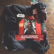Star Wars Sherpa Throw The Force Awakens Hd 46X60