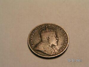 1904 NEWFOUNDLAND 10 cents