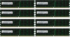 8x 4GB 32GB RAM 2Rx4 ECC RDIMM Registered Speicher 800 Mhz DDR2 PC2-6400P REG