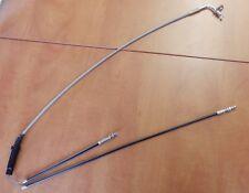 VS 1400 Intruder VX51L 1995-04 STAHLFLEX Gaszug 170cm throttle cable +40cm K152