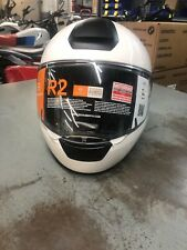 Schuberth R2 Helmet Glossy White XL