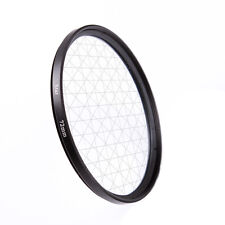 Universal 72mm 8PT 8 Cross Star Effect Lens Filter Eight Point Line DSLR Camera