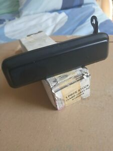 FORD ESCORT MK3 XR RS  BLACK OUTER DOOR HANDLE - METAL VERSION - NEW BOXED MINT