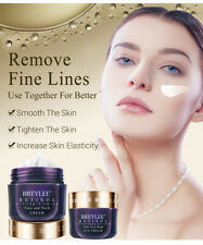 Breylee Retinol Firming Face Cream Lifting Anti-aging Remove Wrinkles Night Day