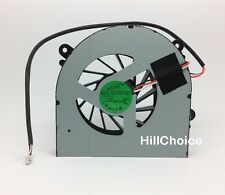New CPU Cooling Fan For Clevo W350 W350ETQ W370 AB7205HX-GC1 6-31-A-11SS-100