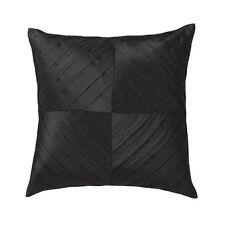 Kaleidoscope Black Square Filled Cushion 41cm x 41cm - Logan & Mason