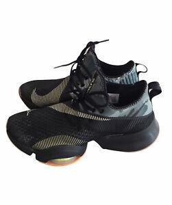 Nike Air Zoom SuperRep Black/Green Spiral Men's Size 9.5 CD3460-032