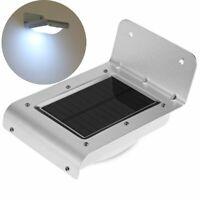 Solar Power Motion Sensor 16 Led Outdoor Garden Waterproof Security Light Lamp