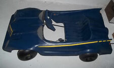 Sears Batmobile Pedal Car 1977 Restored and Vintage Read terms on Shipping