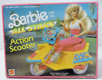 Mattel : Vintage Barbie and the All Stars - Action Scooter *VERY RARE*