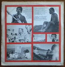 JIMI HENDRIX RAINBOW BRIDGE OST RARE ORIG DIFF ISRAELI PRESS LP 1971