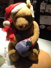 Gund -  Winnie the Pooh - Classic Christmas Bear