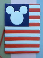 Disney Mickey Minnie Passport Identity Travel ID Cover Holder Holiday USA Gift