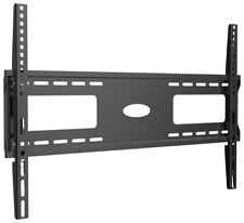 Super Thin TV Wall Bracket Mount Plate Philips Sharp 50 55 58 60 65 70 inches