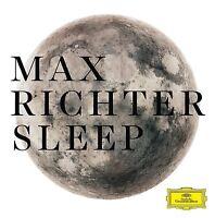 MAX/DAVIDSON,GRACE/ACME RICHTER - SLEEP 9 CD+ BLU RAY AUDIO NEU RICHTER,MAX