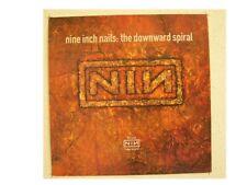 Nine Inch Nails Poster Flat NIN The Downward Spiral