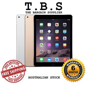 Apple iPad Air 2nd Gen. 16/32/64/128GB - Wifi+Cellular - Silver/Gold/Space Grey