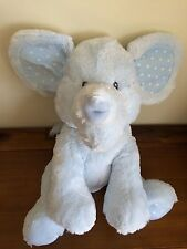 Baby Boy Blue Elephant Elliefumps Soft Plush Toy Jumbo