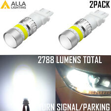 Alla Lighting 3157 72-LED Bright White Turn Signal Light Bulb Blinker|Parking VS