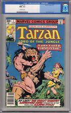 Tarzan 1 CGC 9.6