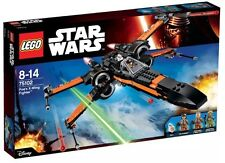 LEGO STAR WARS 75102 Poe's X-Wing Fighter BB8 BB-8 Poe Xwing Rogue One RARE NEW!