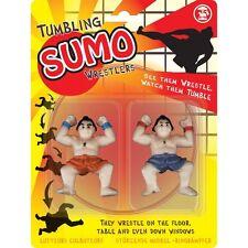 Tobar Tumbling sumo luchadores Pack de 2 Novedad Regalo Juguete