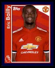 Merlin's Premier League 2018 - Eric Bailly Manchester United No. 195