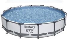 Bestway 56488 Steel Pro MAX 4.57m x1.07m pool set (Free Ship Uk )