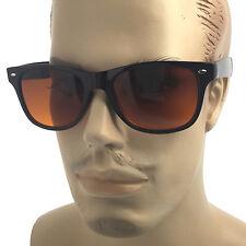 MENS HD Sunglasses High Definition Driving Vision Amber Lens Fishing Anti Glare