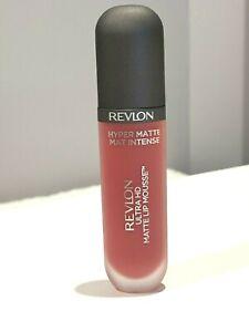 REVLON ULTRA HD MATTE LIP MOUSSE LIQUID LIPSTICK 800 DUSTY ROSE PINK NEW £8.95